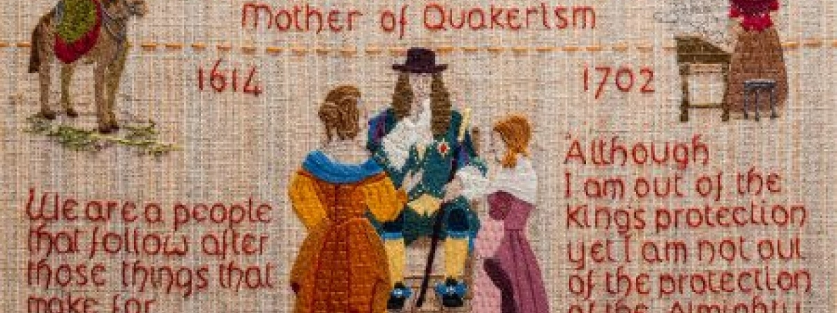 The Mother of Quakerism - Heritage Talk